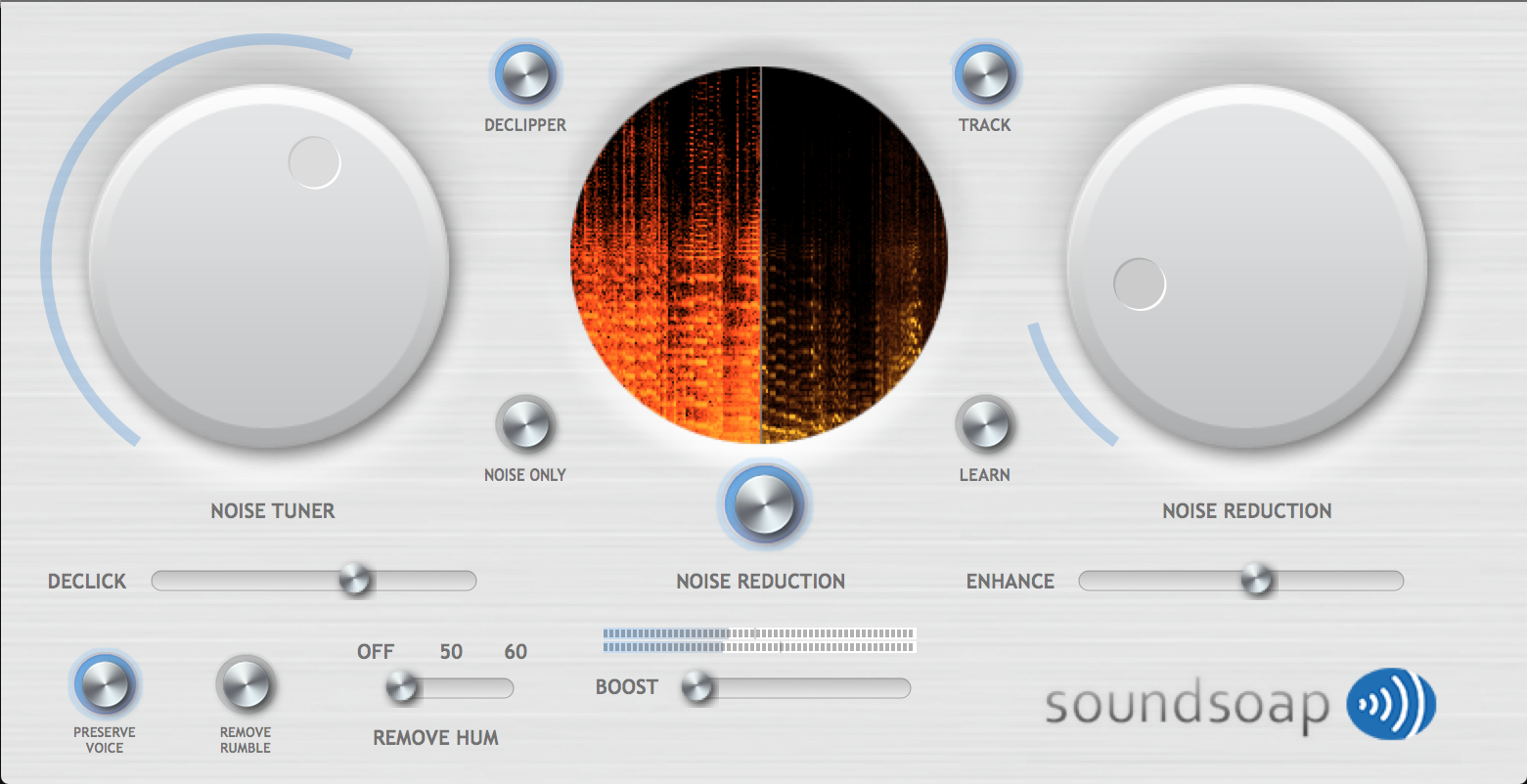SoundSoap 5 - New Version includes Automatic Noise Detection and More Image
