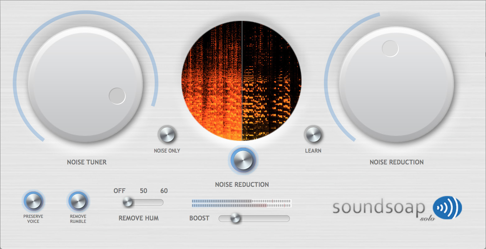 SoundSoap Solo - New Desktop Edition of Audio Cleaner Announced Image